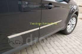 Молдинги на <b>двери Peugeot</b> 208 - Автозапчасти в Иркутске