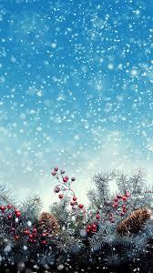 Außergewöhnlich Christmas Snowfall. Click To Download. IPhone Wallpaper 14