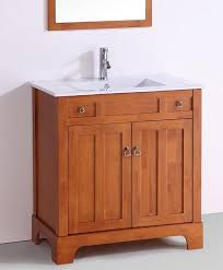 shaker style bathroom cabinets. Modern Bathroom Plans: Attractive 48 Inch Single Sink Shaker Style Vanity With Choice Of Cabinets