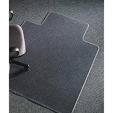 chair mat with lip. Realspace Advantage Chair Mat Wide Lip With Office Depot