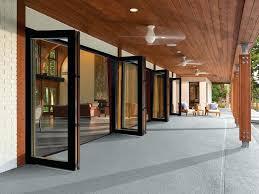 folding glass patio doors glass bi fold doors marvin folding exterior doors glass folding door hardware folding doors