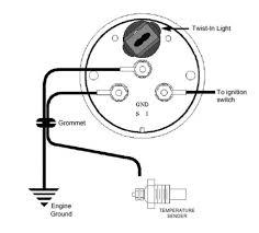sunpro temperature gauge wiring wiring diagram rows