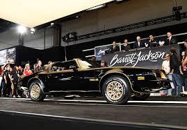 trio of burt reynolds cars fetch 330 000 at auction including bandit trans am replica