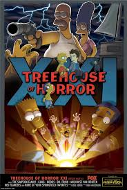 The Simpsons Treehouse Of Horror Xxiii Full Episode Youtube Treehouse Of Horror Xiii Full Episode