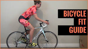 Basic Bicycle Fit Guide