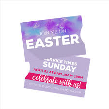 Printing For Churches Card Sleeve Invite Cards