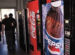 Average Price Of Soda In Vending Machine Enchanting Soda May Be Banned From School Vending Machines TheUnion