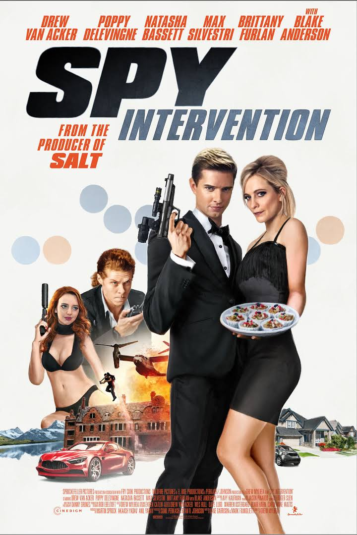 Spy Intervention | 2020 | English | 1080p | 720p | WEB-DL