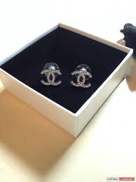chanel earrings price. reduced price* authentic chanel big cc earrings chanel earrings price