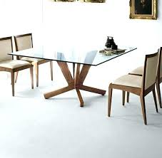 wood base for dining table glass dining table base wood base and glass top for a
