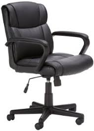 super comfy office chair. AmazonBasics Mid-Back Office Chair Super Comfy U