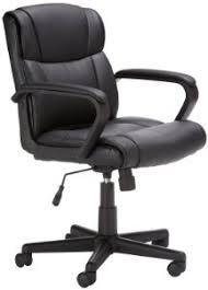 ergonomic office chairs with lumbar support. Fine Ergonomic AmazonBasics MidBack Office Chair With Ergonomic Chairs Lumbar Support R
