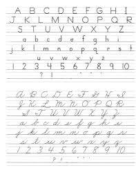 Handwriting Worksheets Free Kindergarten For Writing Abc Image Below ...
