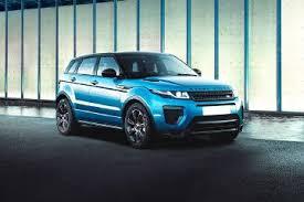 Land Rover Range Rover Evoque Colours Range Rover Evoque