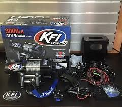 3000 winches zeppy io honda 500 rubicon 15 16 kfi 3000 lb winch mount combo 03 16