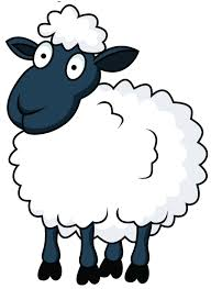Cliparti1_cartoon Sheep_05 Jpg Seia Serra Da Estrela Projeto