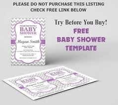 baby shower invite template word baby shower invite template word diabetesmang info