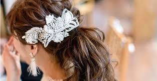 結婚式の花嫁髪型とヘアアクセサリー2019年人気をプロのヘアメイクさん