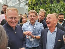 It's a future that is taking shape under the steady hand of jassy, who has done more than any single. Amazon Expands Bezos Elite S Team Adding 6 Execs From Emerging Branches Of The Company Geekwire