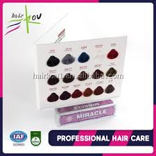 Professional Color Design Hair Shade Book For Hair Cream Hair Dye Colour Chart Buy Hair Color Semi Permanent Hair Colour Hair Dye Colour Chart