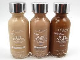 l oréal paris true match super blendable makeup beautiful makeup search