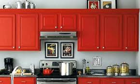red kitchen cabinets rustic red kitchen cabinets rustic red painted kitchen cabinets