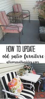 Best 25 Iron Patio Furniture Ideas On Pinterest  Patio Furniture Redoing Outdoor Furniture