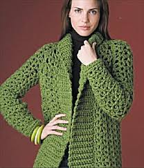 Free Crochet Sweater Patterns Beauteous Getting Ready For Cold Weather Crochet Coats Long Sweaters And