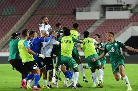 الإتحاد العربي يصدم الرجاء البيضاوي بعد الفرحة الكبرى