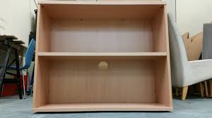 office book shelf. Office Bookshelf (strong\u0026heavy) 100x85x36 Perfect Condition. 20151026_174049 Book Shelf
