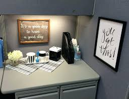 decorations for office cubicle. Lovely Office Cubicle Decor Best Makeover Ideas On Cube And Work Decorations For