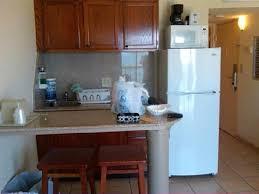 Nice Ocean Suites: Kitchen Area