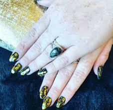 the golden file nails spa jenison