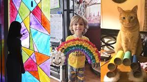 <b>Rainbows</b> are popping up across <b>Long Island</b> to bring joy to those ...