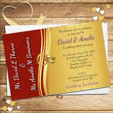 scroll patterns for wedding invitations awesome red and gold wedding invitations staruptalent of 18 fresh scroll