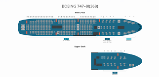 Boeing 747 Seating Chart Korean Airs New 747 8i Offers New Flagship Seating