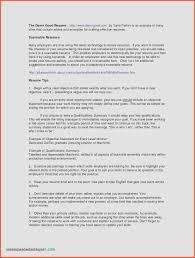 Graduate School Resume Objective Statement Examples Resume
