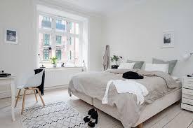 Small White Chair For Bedroom Bedroom Luxury Scandinavian Bedroom Inspiration With Wood Floor