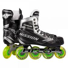 Mission Inhaler Nls 04 Senior Inline Hockey Skates