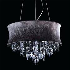 crystal lamp shade crystal lamp shades for chandeliers fabric cloth fl crystal lamp shade