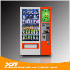Vending Machine Interface Inspiration China 48 Inches Touch Screen Vending Machine With User Interface