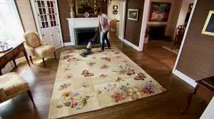 grooming and conditioning your rug