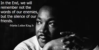Famous Martin Luther King Quotes Impressive Martin Luther King Quote Spydersden