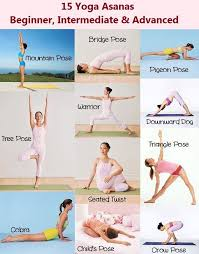 yoga poses beginner interate and advanced you should know stylecraze now offers you information on the best and unique yoga styles