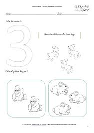 Free Printable Counting Worksheets For Kindergarten Counting ...