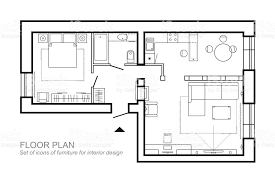 Best 25 Small House Floor Plans Ideas On Pinterest  Small House Plan Of Living Room