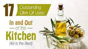 17 outstanding olive oil uses in and
