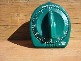 vintage kitchen timer ideas