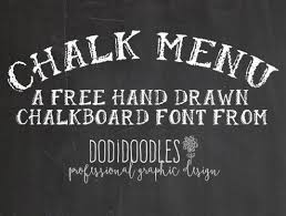 10 Best Free Chalkboard Chalk Fonts 2019 Update 365