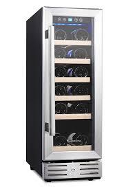 amazoncom kalamera '' wine refrigerator  bottle builtin or